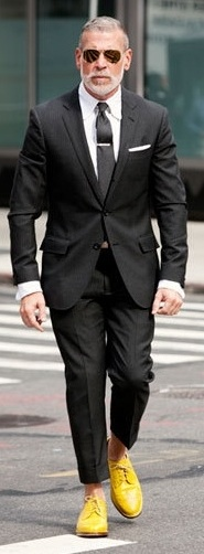 Style Icon Nickelson Wooster Moda Magazine