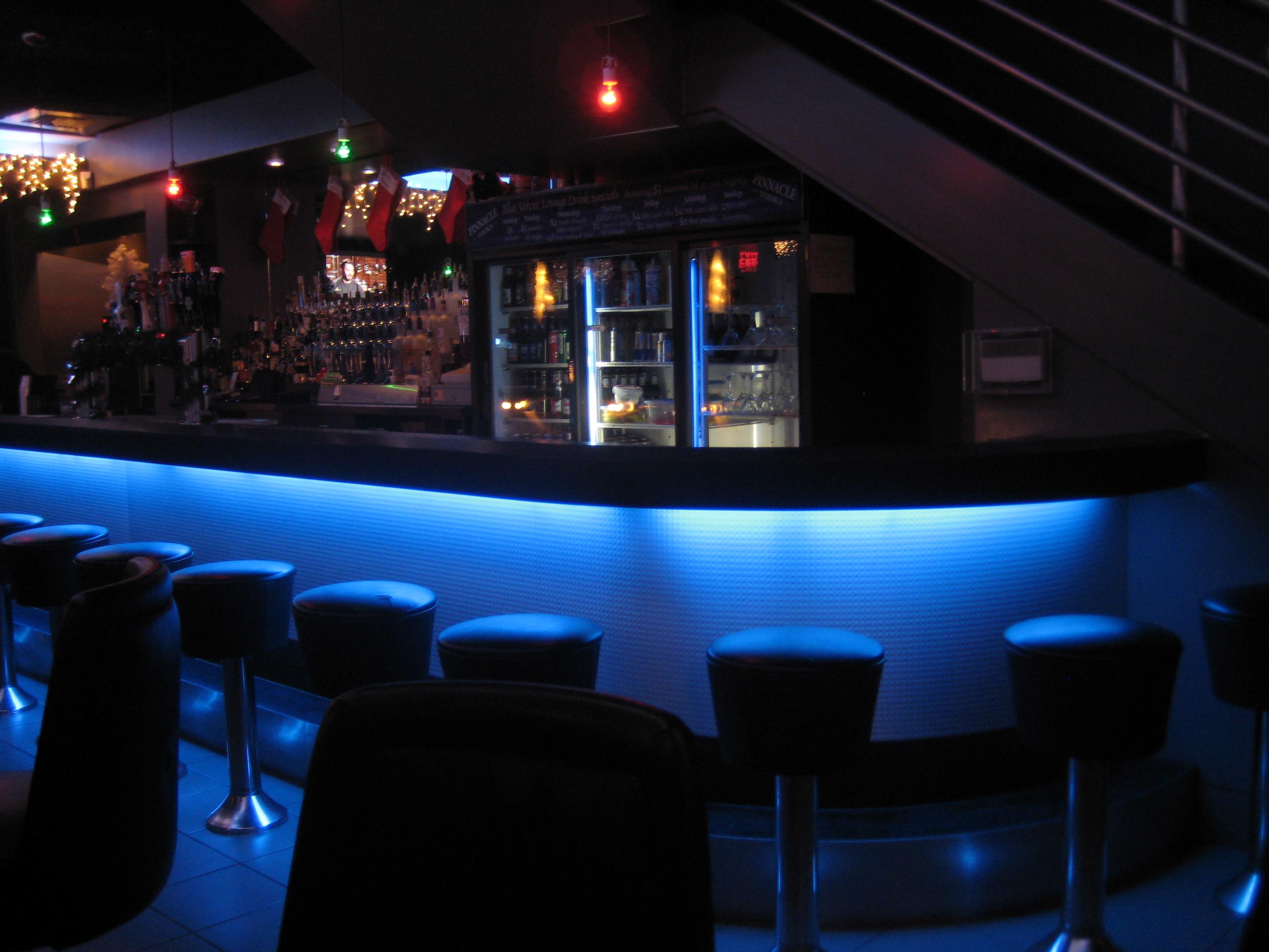 Blue Velvet Lounge