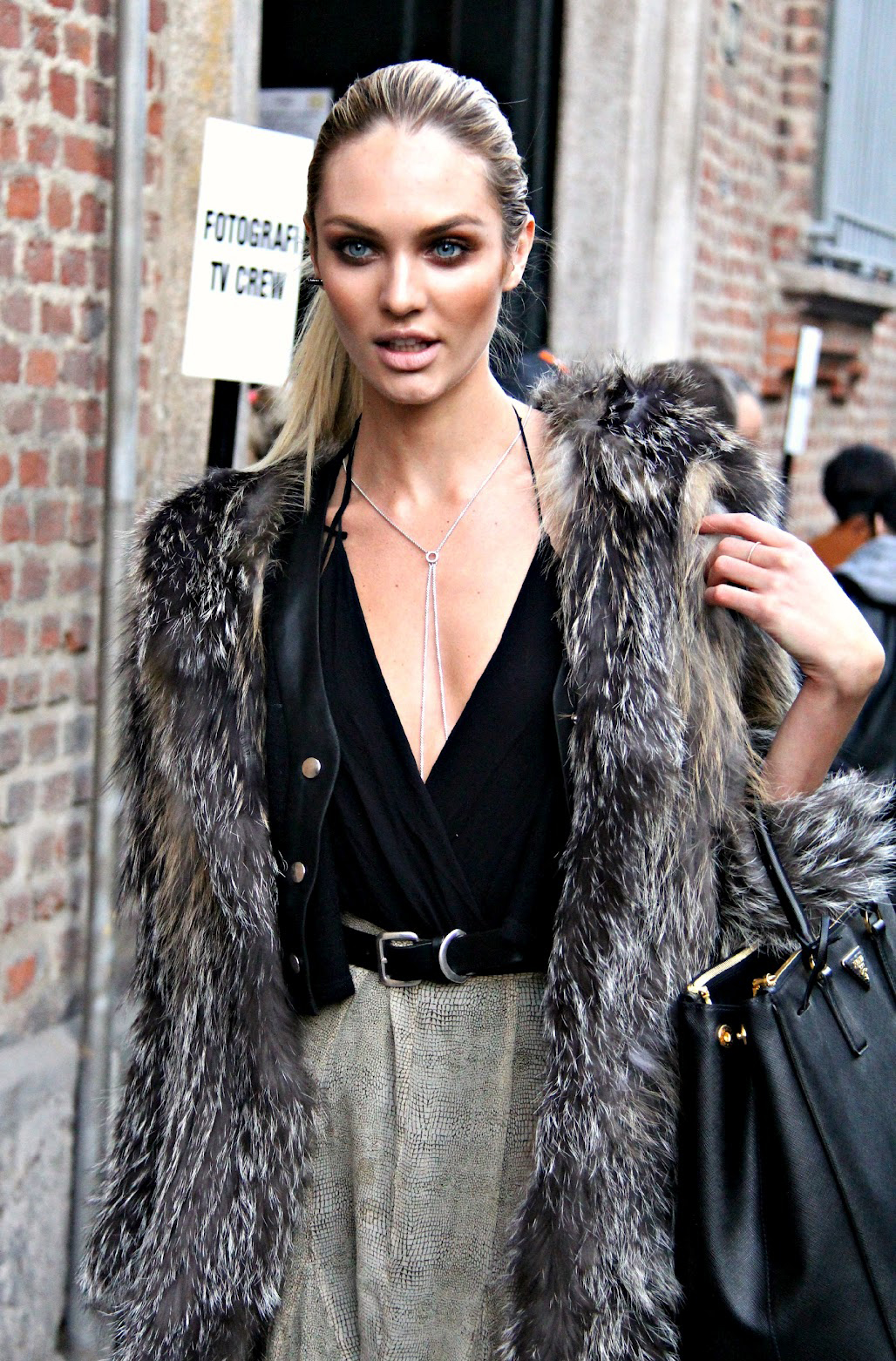 Style icon candice swanepoel moda magazine Best fashion style tumblr