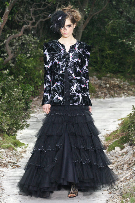 Chanel Spring 2013 Haute Couture 01