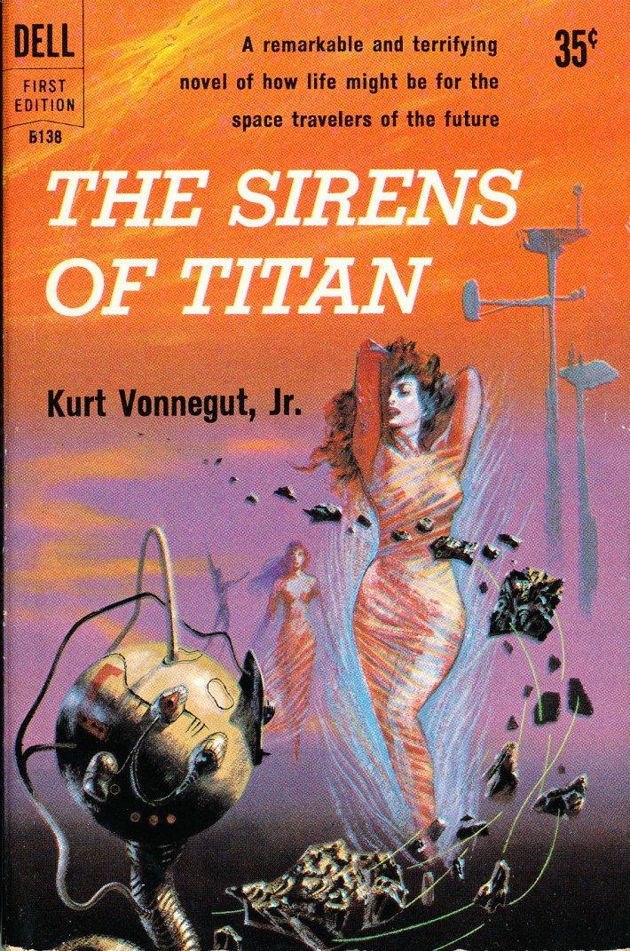 The Sirens of Titan by Kurt Vonnegut Jr.