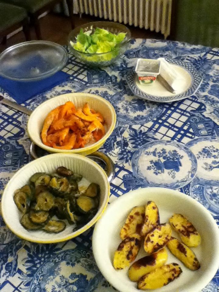 Dinner in France