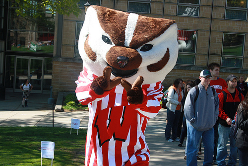 All Campus Party: Breakfast with Bucky