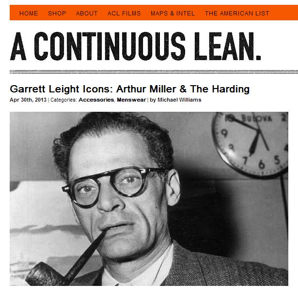 A Continuous Lean 1